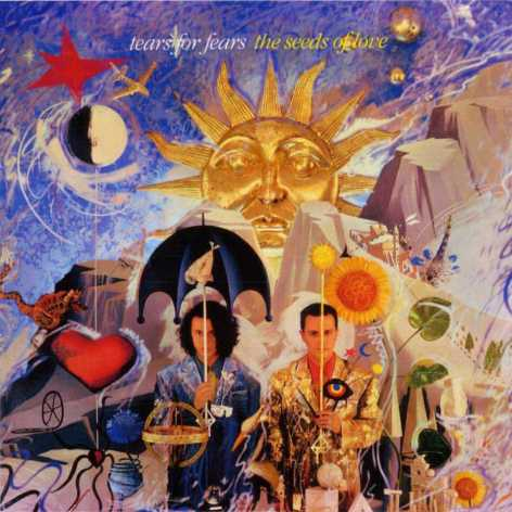 Tears For Fears - Sowing The Seeds (1989) album
