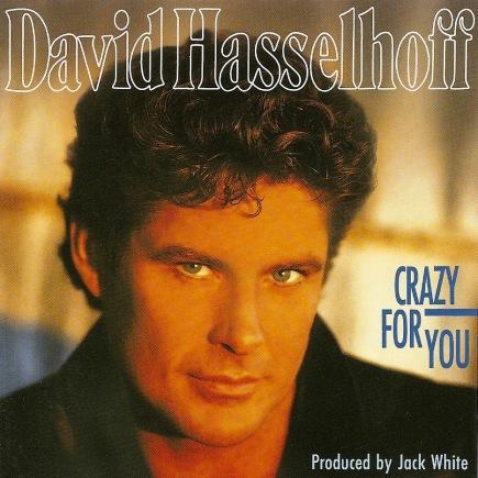 David Hasselhoff - Crazy For You (1990) album