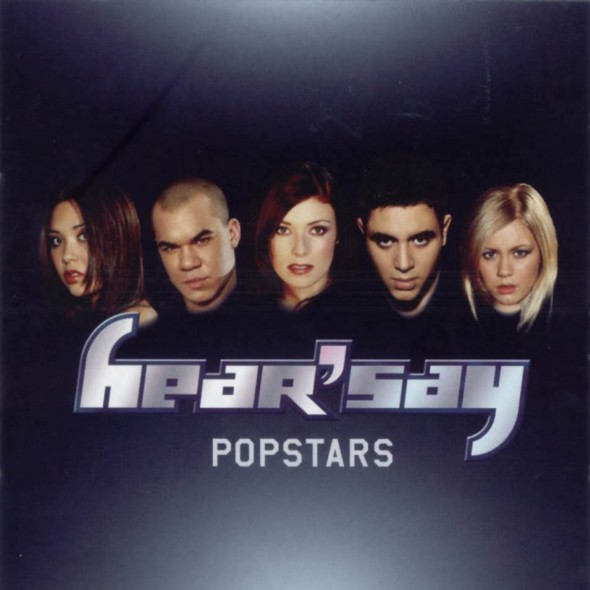 Hear'Say - Popstars (2001) album