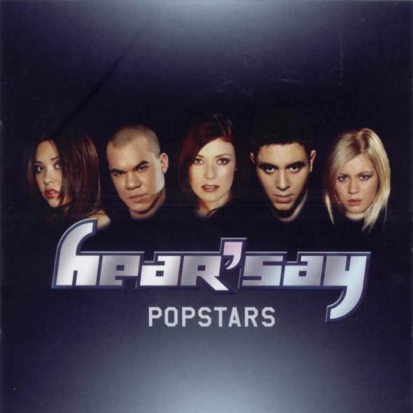 Hear'Say - Popstars (2001) album