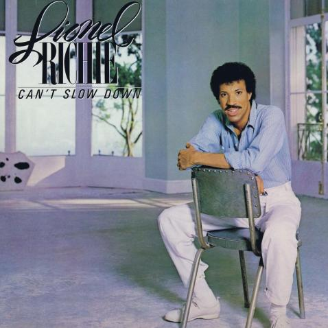 Lionel Richie - Can't Slow Down (1983) album