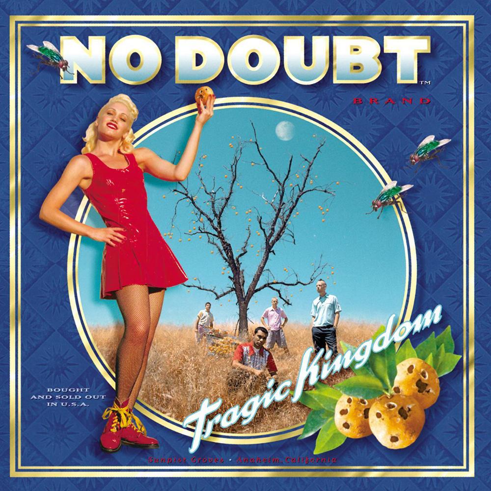 No Doubt - Tragic Kingdom (1995) album