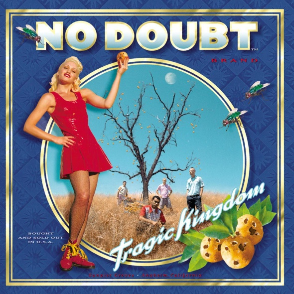No Doubt - Tragic Kingdom (1995) album