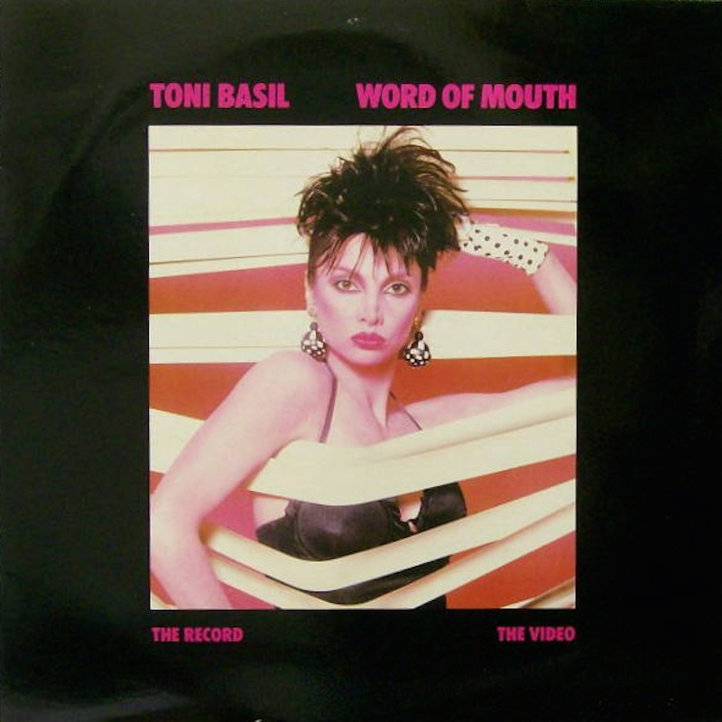 Toni Basil - Word Of Mouth (1981) album