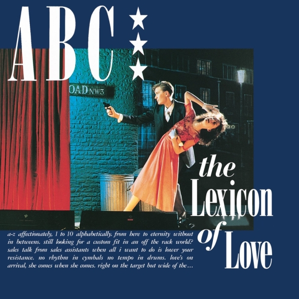 ABC - The Lexicon of Love (1982) album