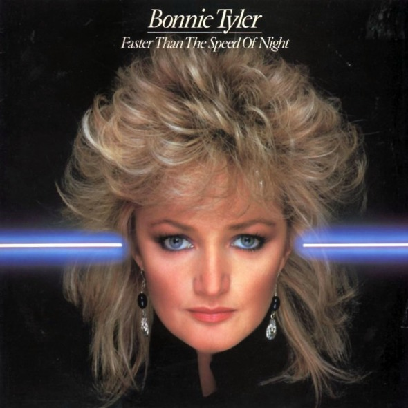 Bonnie Tyler - Faster Than The Speed Of Night (1983) album