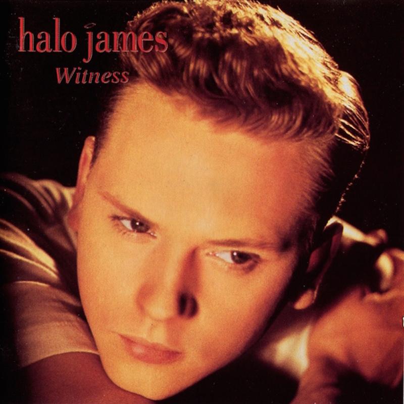 Halo James - Witness (1990) album