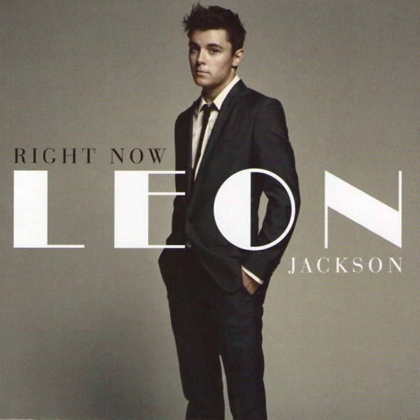 Leon Jackson - Right Now (2008) album