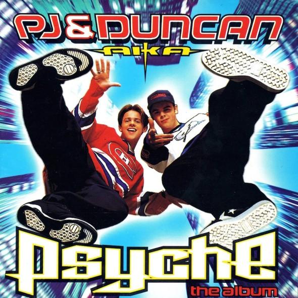 PJ & Duncan (AKA Ant & Dec) - Psyche (1994) album