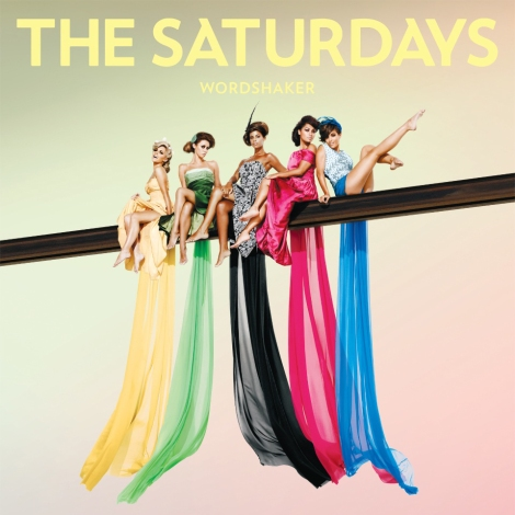 the-saturdays-2009-wordshaker-album-cover