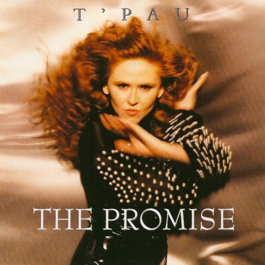 T'Pau - The Promise (1991) album