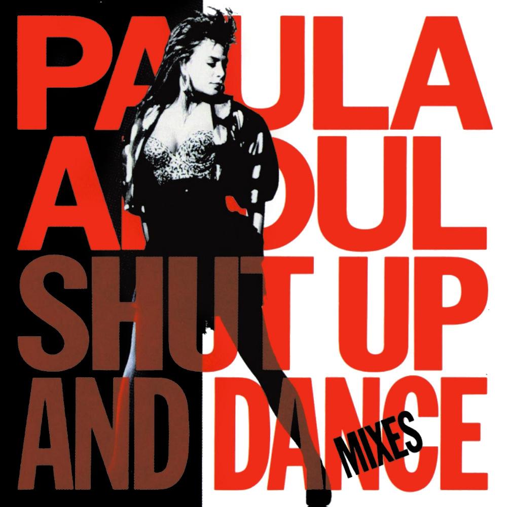 Paula Abdul - Shut Up And Dance - The Remixes (1990) album