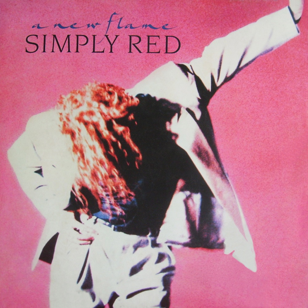 Simply Red - A New Flame (1989) album