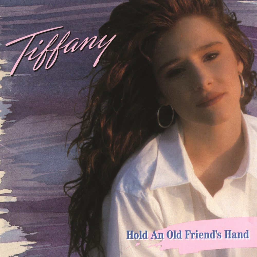 Tiffany - Hold An Old Friend's Hand (1988) album