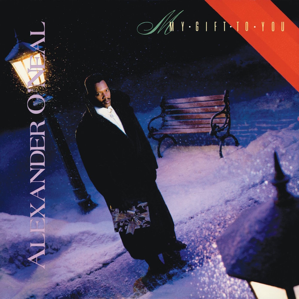 Alexander O'Neal - My Gift To You (1988) album