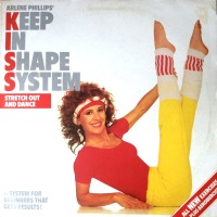POP RESCUE: 'Keep In Shape System Volume 2' by Arlene Phillips (Vinyl, 1983)