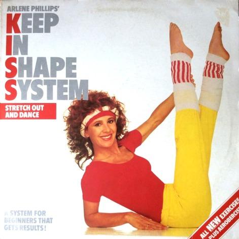 Arlene Phillips - Keep In Shape System Vol 2 (1983) album