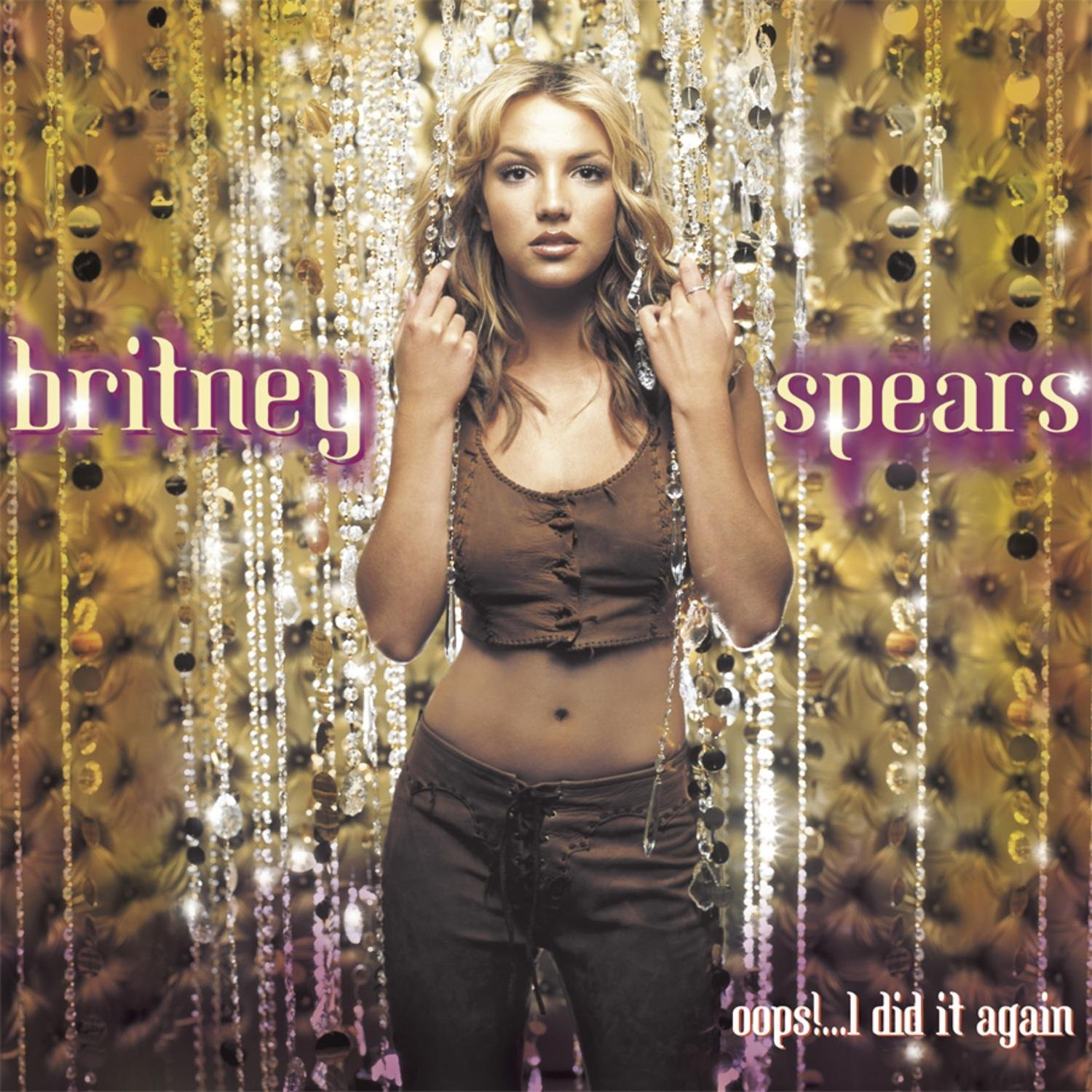 Britney Spears - Oops!... I Did It Again (2000) album cover