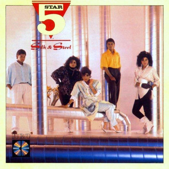 Five Star - Silk & Steel (1986) album