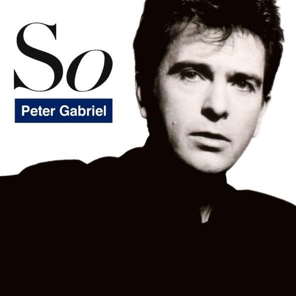 Peter Gabriel - So (1986) album