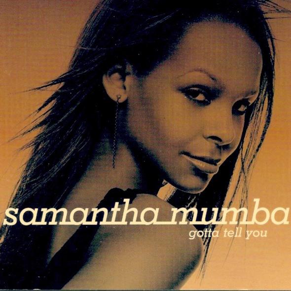 Samantha Mumba - Gotta Tell You (2000) album