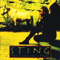 "Review: ""Ten Summoner's Tales"" by Sting (CD, 1993)"