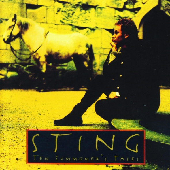 Sting - Ten Summoner's Tales (1993) album