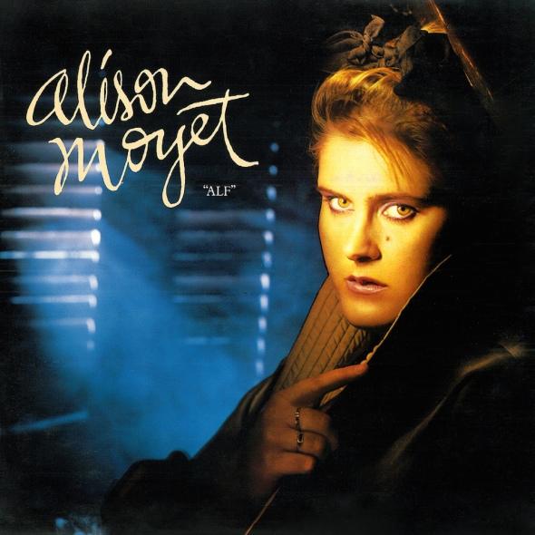 Alison Moyet - Alf (1984) album