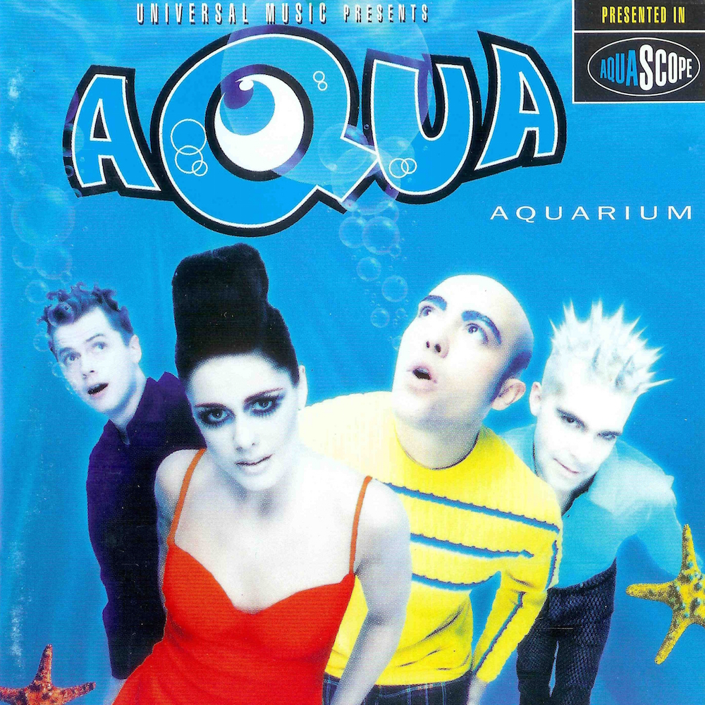 Aqua - Aquarium (1997) album