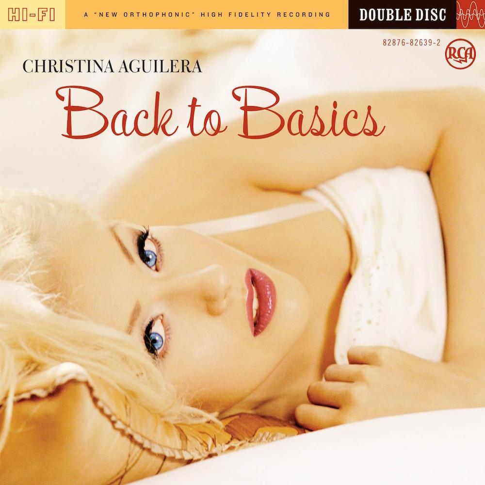 Christina Aguilera - Back To Basics (2006) album