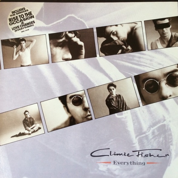 Climie Fisher - Everything (1987) album