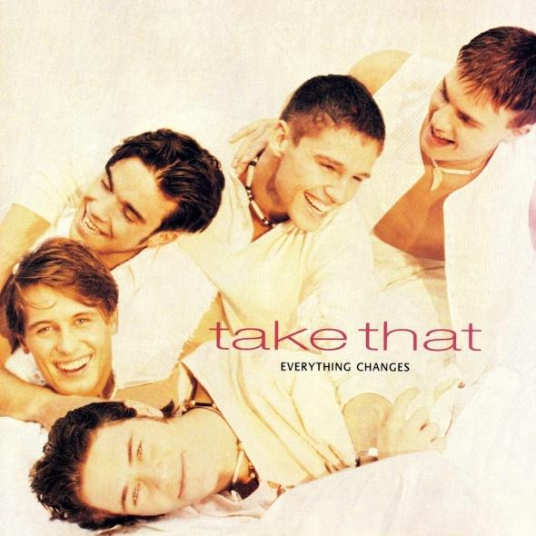 Take That - Everything Changes (1993) album