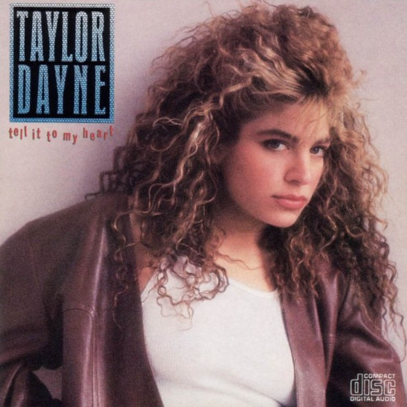 Taylor Dayne - Tell It To My Heart (1988) album