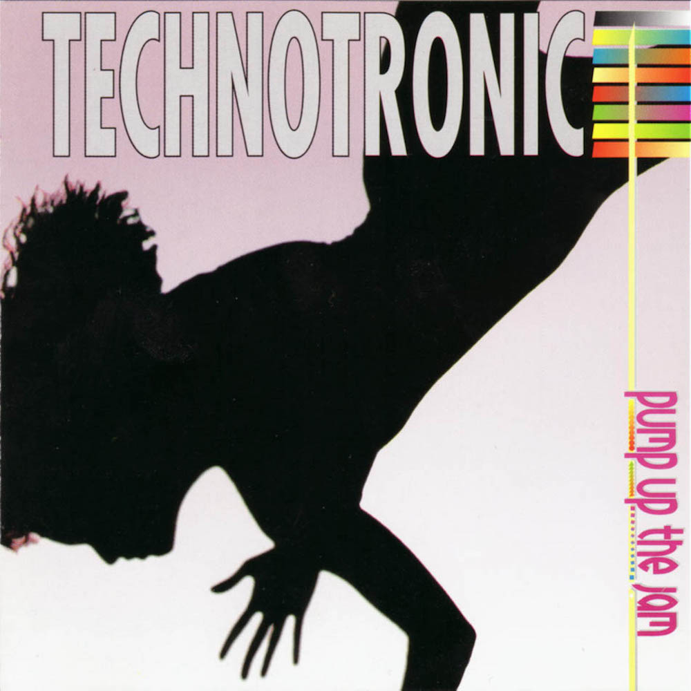 Technotronic - Pump Up The Jam (1989) album