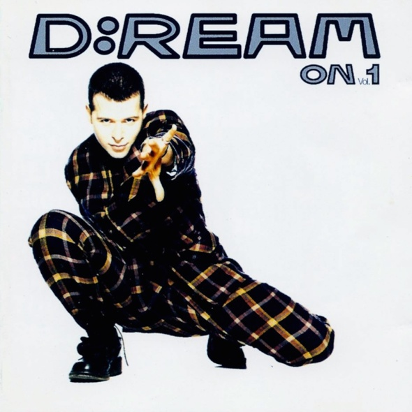 D:Ream - On Vol. 1 (1994) album