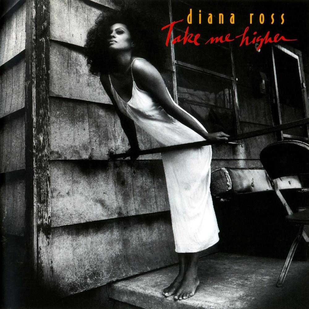 Diana Ross - Take Me Higher (1995) album