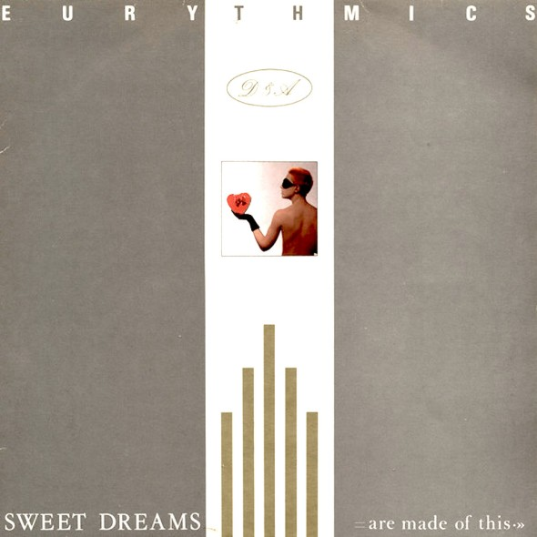 Eurythmics - Sweet Dreams (Are Made Of This) album cover