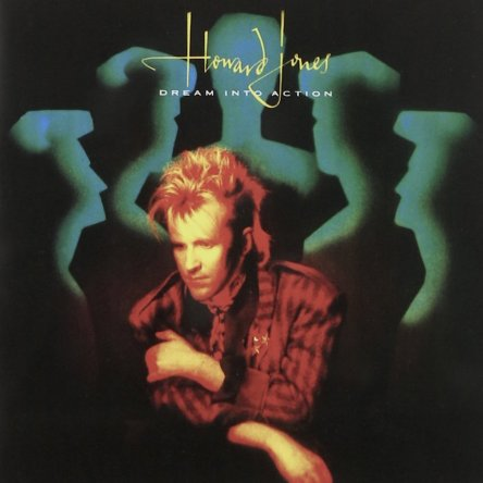 Howard Jones - Dream Into Action (1985) album