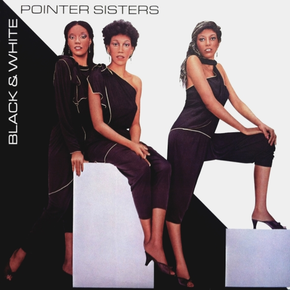 Pointer Sisters - Black & White (1981) album