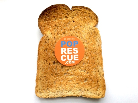 Pop Rescue Toast with Des'ree