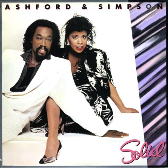 Ashford & Simpson - Solid (1984) album