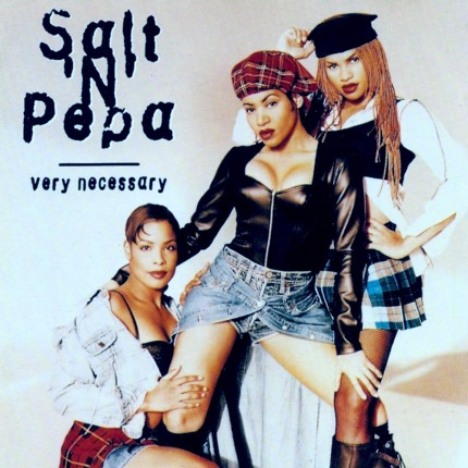 Salt 'n' Pepa - Very Necessary (1993) album