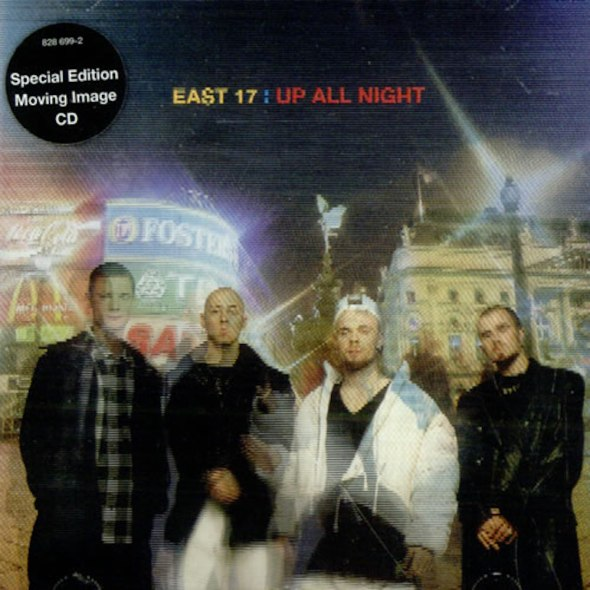 East 17 - Up All Night (1995) album