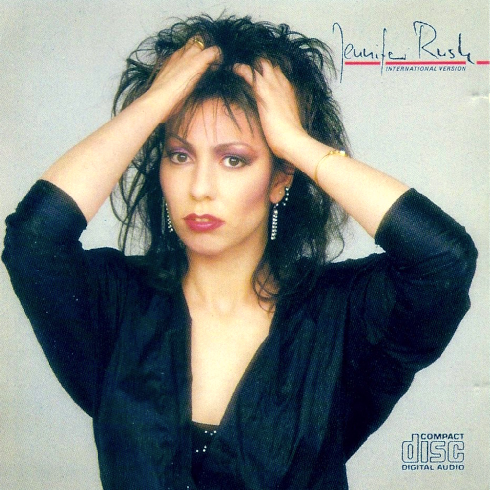 Jennifer Rush - Jennifer Rush (1985) album