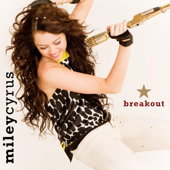 Miley Cyrus - Breakout (2008) album