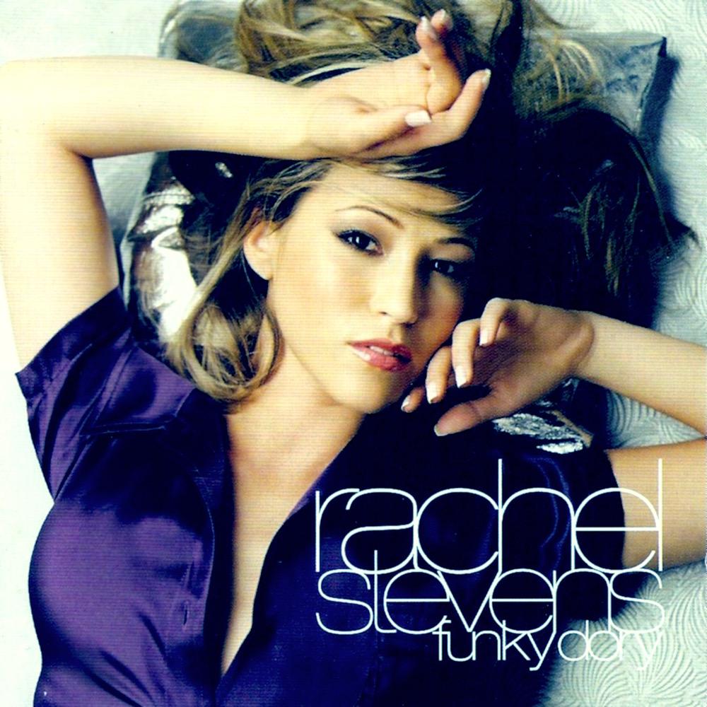 Rachel Stevens - Funky Dory (2004) reissue album