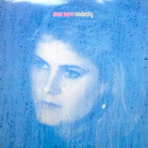 Alison Moyet - Raindancing (1987) album
