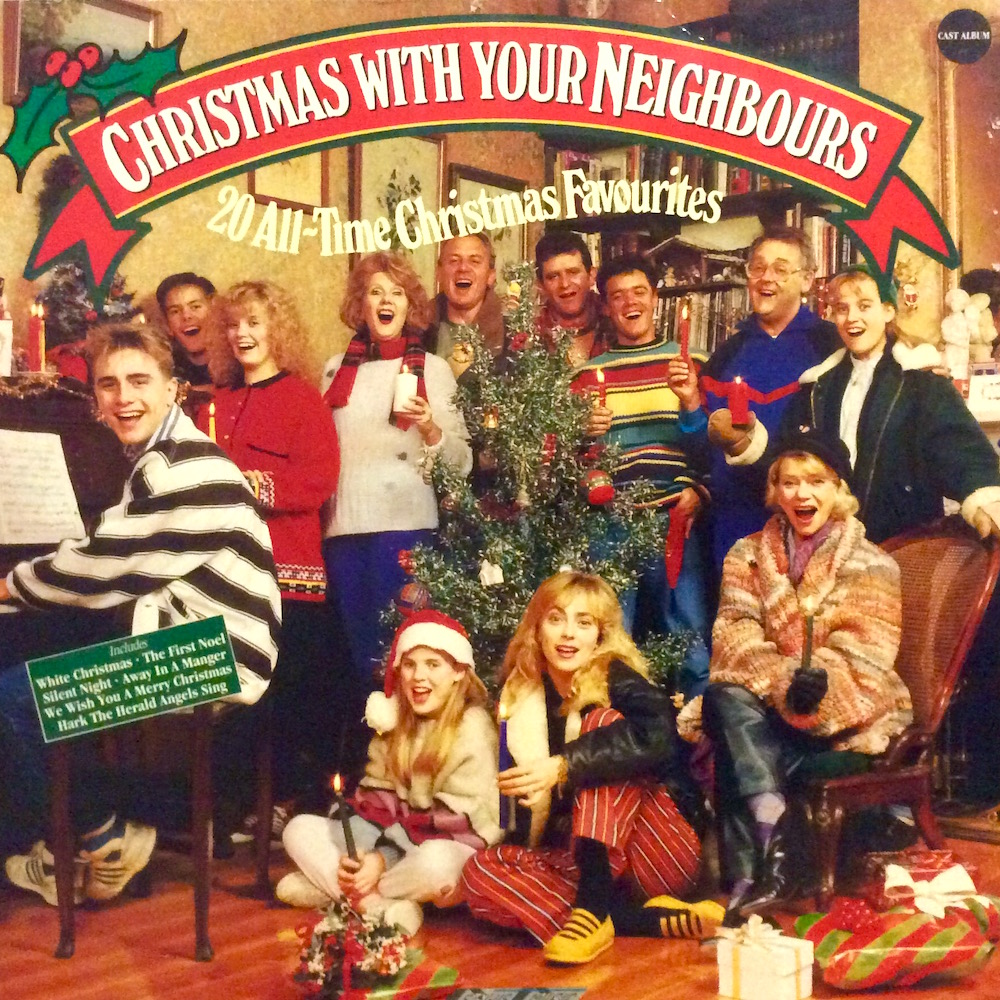 This Christmas Cast.Pop Rescue Christmas With Your Neighbours By The Cast Of