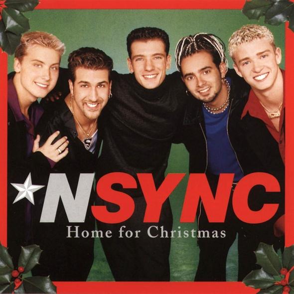 NSYNC - Home For Christmas (1998) album