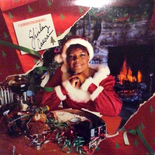 Shirley Caesar - Christmasing (1986) album